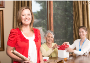 Top 5 Tips for Caregivers During the Holidays