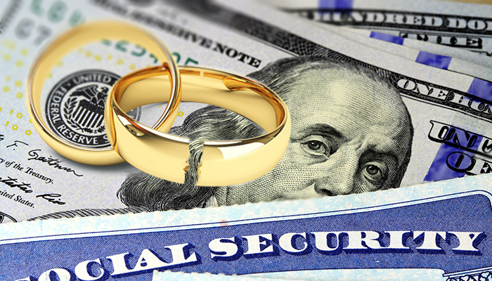 Social Security and the newly single